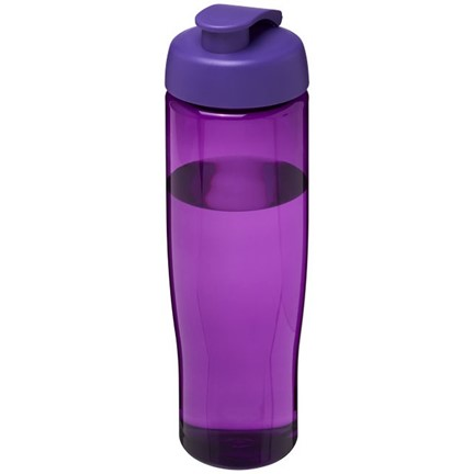 H2O Tempo® 700 ml sportfles met flipcapdeksel
