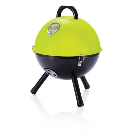 "12"" barbecue, limegroen"