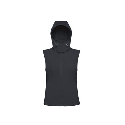 Hooded Softshell Gilet Women B&C