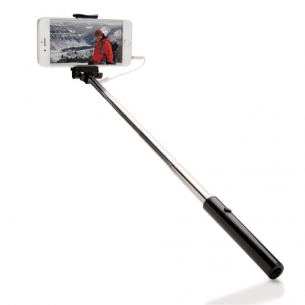 Selfi stick in zakformaat