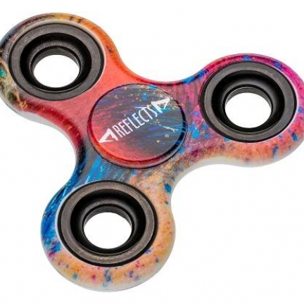 Fidget Spinner All over bedrukt