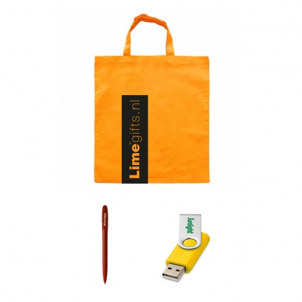 Beurs en training goodiebag 4
