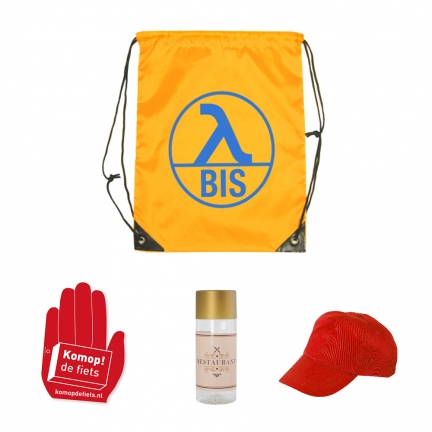 Supporters goodiebag 2