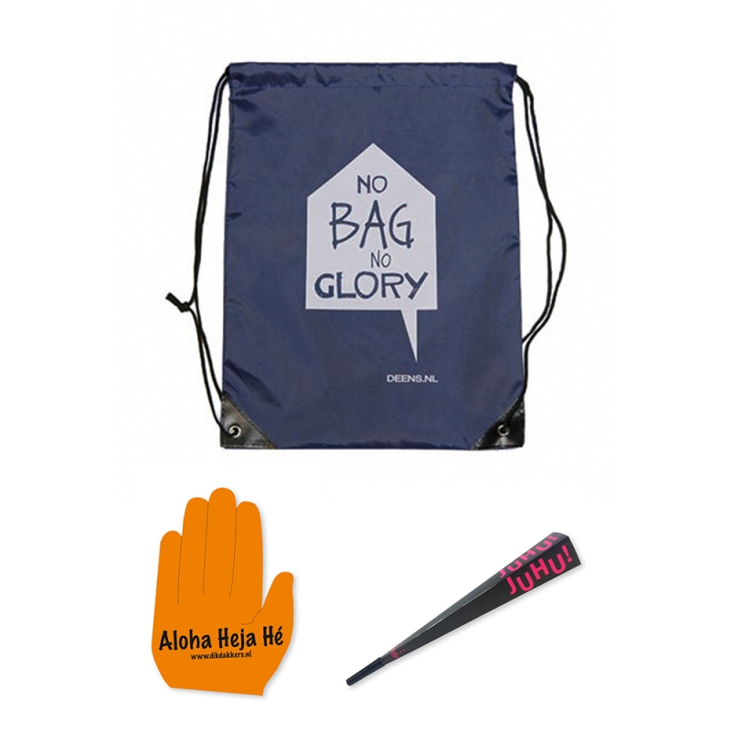 Supporters goodiebag 1