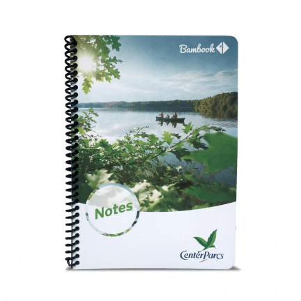 Bambook soft cover A4