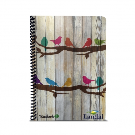 Bambook soft cover A6