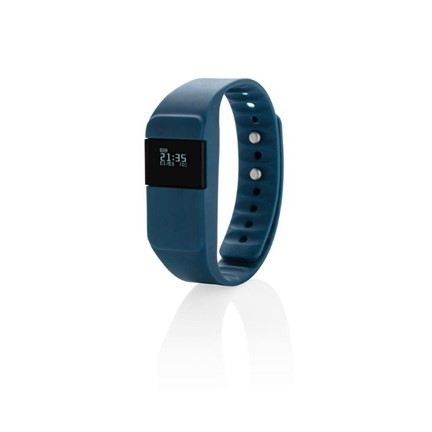 Activity tracker Keep fit, blauw