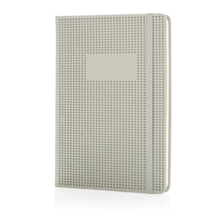 A5 Deluxe geperforeerd hardcover PU notitieboek, g