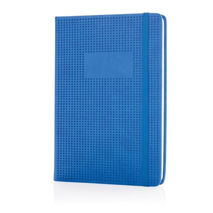 A5 Deluxe geperforeerd hardcover PU notitieboek, b