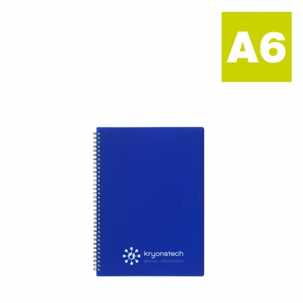 Wire-o softcover notitieboek A6