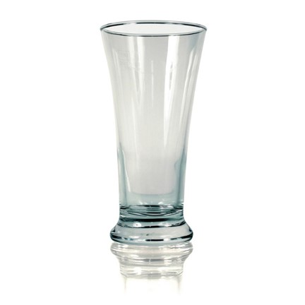 Fluted Beer Glass