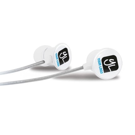 The Promo Collection - Promobuds - white