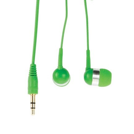 EarBuds - green