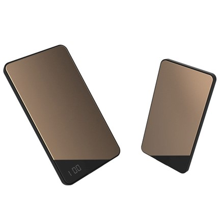 Xoopar Air PowerBank 4000 mAh - gold