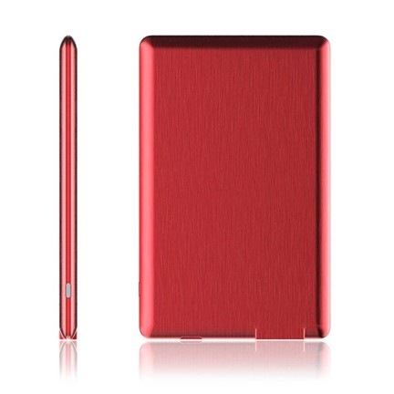 Xoopar Slim Powercard - red